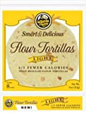 Smart & Delicious Flour Tortillas - Light
