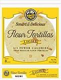 Smart & Delicious Flour Tortillas - Light