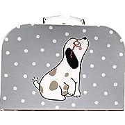 Sass and Belle Koffer/Kinderkoffer/Puppenkoffer/Aufbewahrungsbox. Pappkoffer, 3 Verschiedene Größen. (Barney The Dog, M…