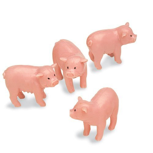 Primary Concepts AA2524 Counting Objects: Pigs (75 pcs) from Primary Concepts,