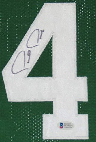 buy online 76daf 6e28e Paul Pierce Authentic Signed Boston Celtics Jersey - Beckett Authentication  Services BAS COA - Custom Framed & 2 8x10 Finals Photo 34x42