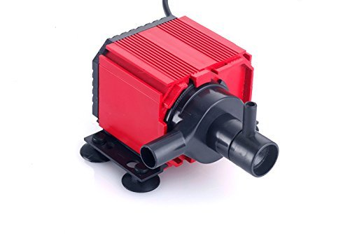 Marine Color Red Devil Sp Needle Wheel Rotor Pump Come with Venturi Tube , Design for Protein Skimmer (SP1) Pinwheel Impeller