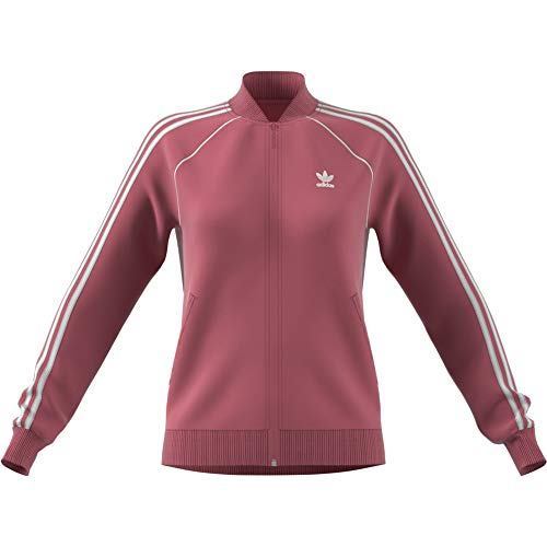gratra Tt Adidas Rojo Chaqueta Mujer Sst XaX8wq0