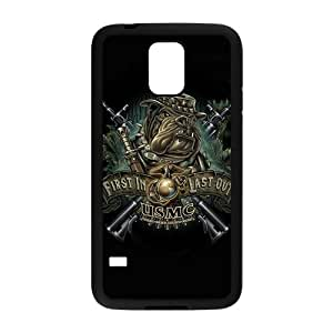 First in last out Cell Phone Case for Samsung Galaxy S5