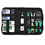 Best Punchdown Tools - Network Cable Repair Tool Kit Set Comptuer Maintenance Review
