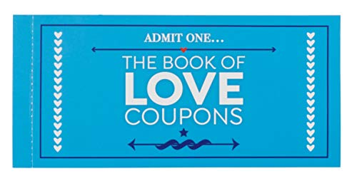 Juvale Valentines Day Love Coupons Gift for Him - 20 Naughty Sex Coupons Book for Husband, Boyfriend and Couples, 6 x 4 Inches (The Best Gift For Valentine For Him)
