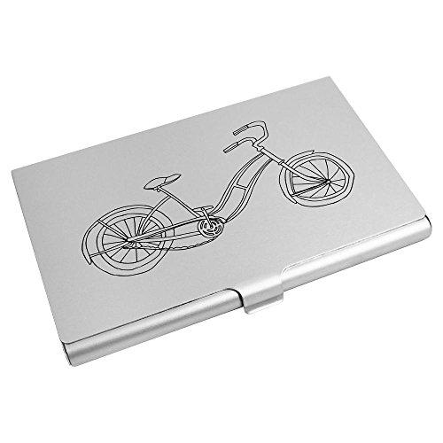Card CH00008563 Wallet Credit Business Holder Bike' Azeeda Card 'Pedal vU1AY