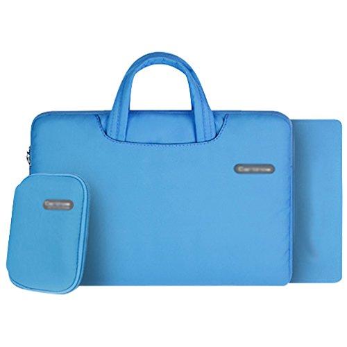 YiJee Funda para Portátil Funda para Portátil / Macbook Pro de 11/13/15 Ordenador Portátil 13 Inch Azul