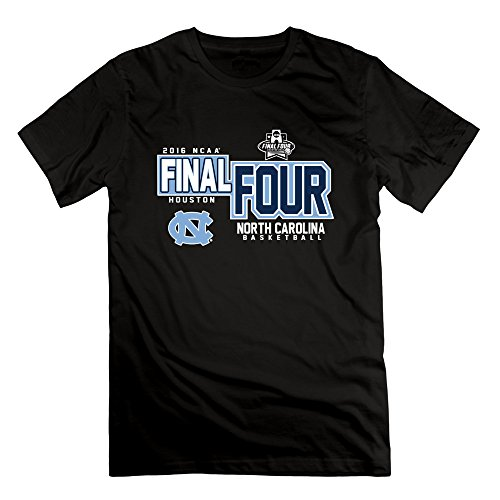 CXY Men's North Carolina Tar Heels Basketball Final Four T-Shirt