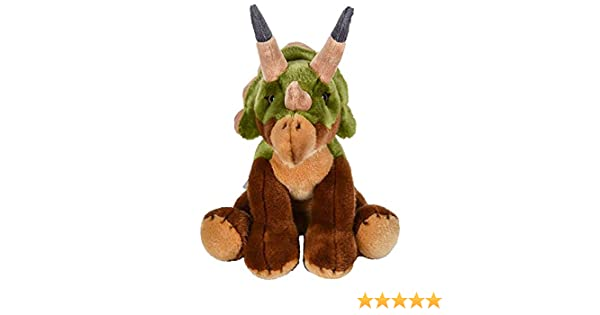 Educational Toy Animal Themed Party Accessory Adventure Planet 12 Heirloom Floppy Triceratops Plush Toy Super Soft Stuffed Animals