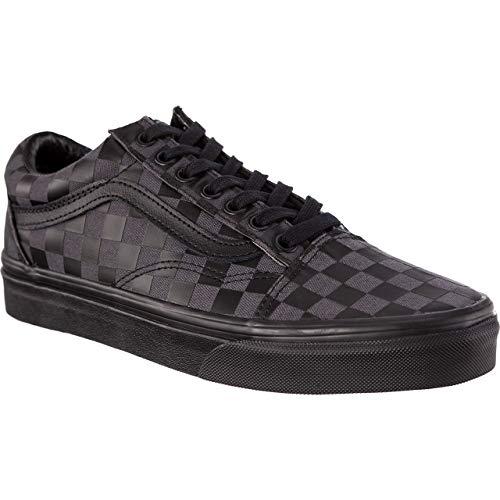 noir Vans Uomo 45 checkerboard Eu Sneaker znzw4HqatY