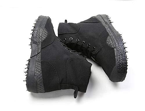 À 45 Chaussures Haute Caoutchouc L'usure La Jungle C Camouflage Respirant En Antidérapant Rcnrycanvas Toile Résistant Et De Caoutchouc Randonnée Sports Sur wqFYS