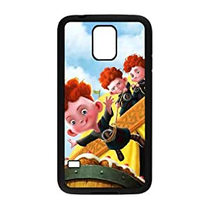 Samsung Galaxy S5 Cell Phone Case Black Brave 005 YWU9328519KSL