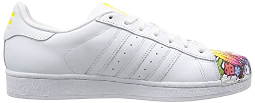 Sport Toe Mixte Adulte Superstar Mr Noir adidas 1 Shell TqxZPtc1w