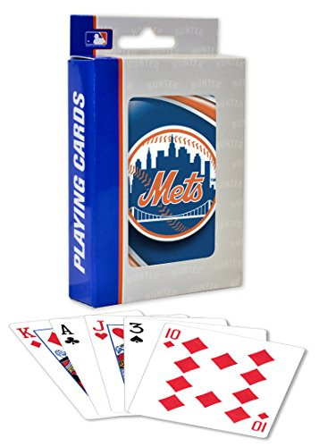 MasterPieces MLB New York Mets Playing Cards ()