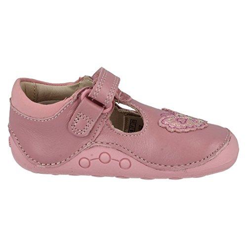 Mädchen Clarks Erste Schuhe Ida Sweet Rose