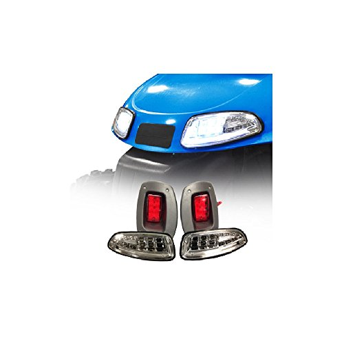 EZGO RXV LED Light Kit w/Daytime Running Lights by Nivel