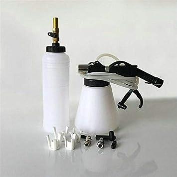 Kit de purga de líquido de frenos para coche, furgoneta, embrague