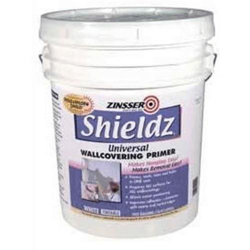 Zinsser Company 2500 5 Gallon Water Base Shieldz White