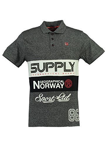 per Norway Karchie Black bambini Geographical Polo wTB7II