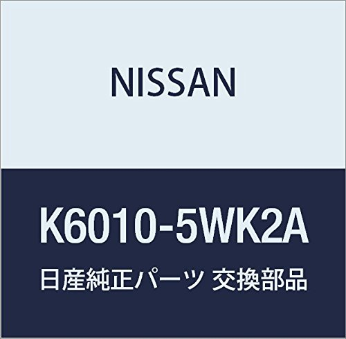 NISSAN(ニッサン) 日産純正部品 フロント スポイラー K6010-5WK1B B01MXFKL4H K6010-5WK1B