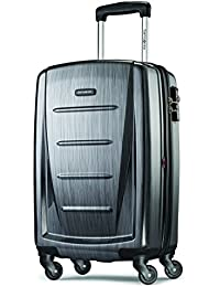"Winfield 2 Hardside 20"" Luggage, Charcoal"
