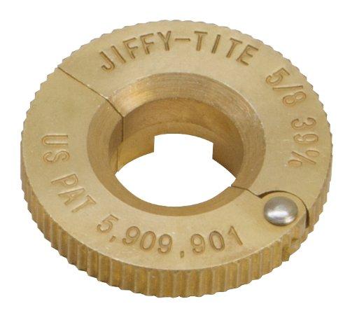 Lisle 22960 Jiffy-Tite 5//8 39 Degree Low Profile Disconnect Set