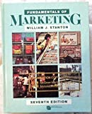 Fundamentals of Marketing, William J. Stanton, 0070609071