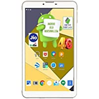 I Kall N5 Tablet (7 inch Display, 16GB, 4G + LTE + Voice Calling), White