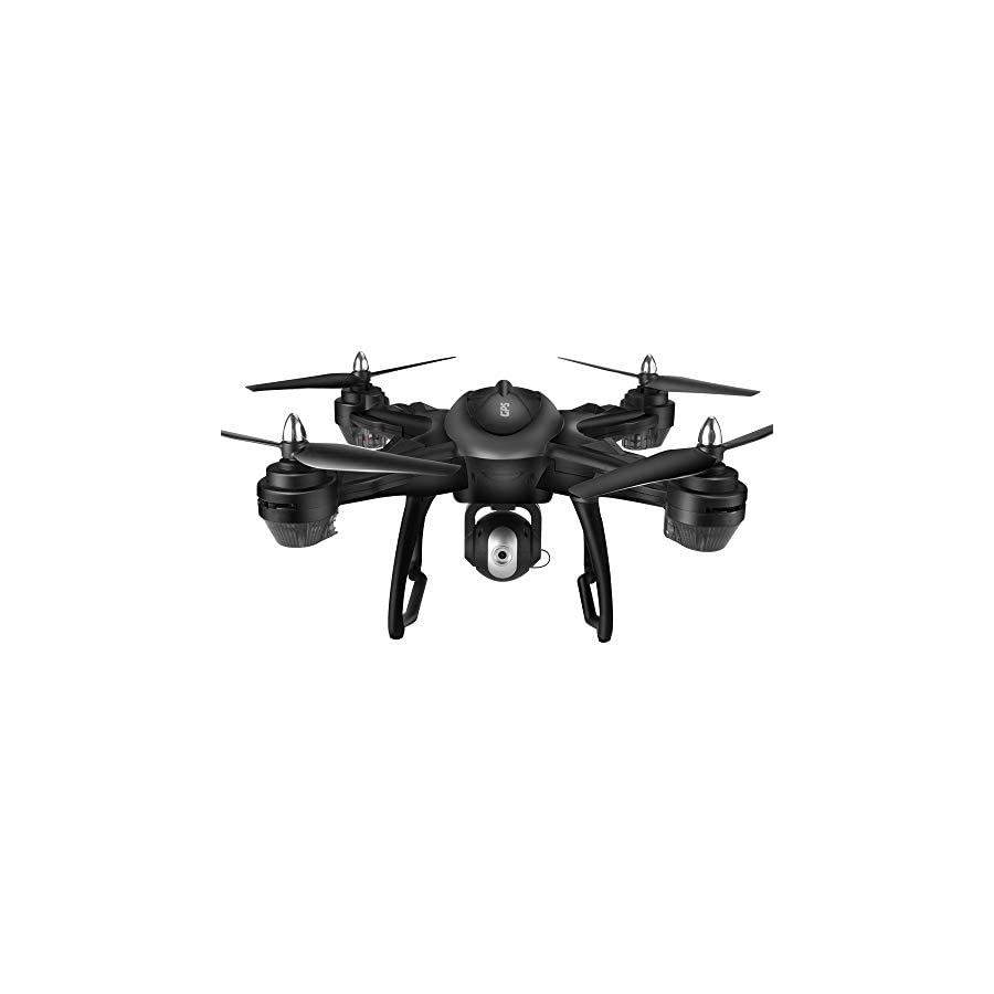 certainPL LH-X38G Dual GPS FPV With 1080P HD Camera Wifi RC Drone Quadcopter with Backpack