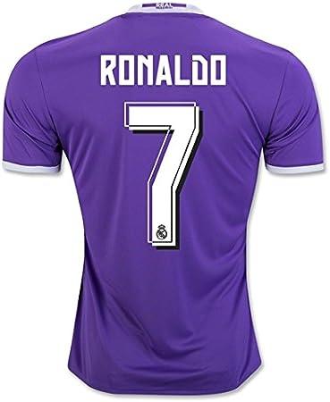 Ronaldo Uomo Real Madrid Ronaldo Maglia Uomo Sport e tempo libero ...