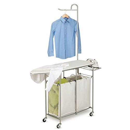 Foldable Ironing Laundry Center Resistant