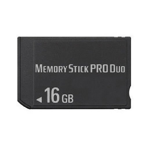 16GB MS Memory Stick Pro Duo Card Storage for Sony PSP 10...