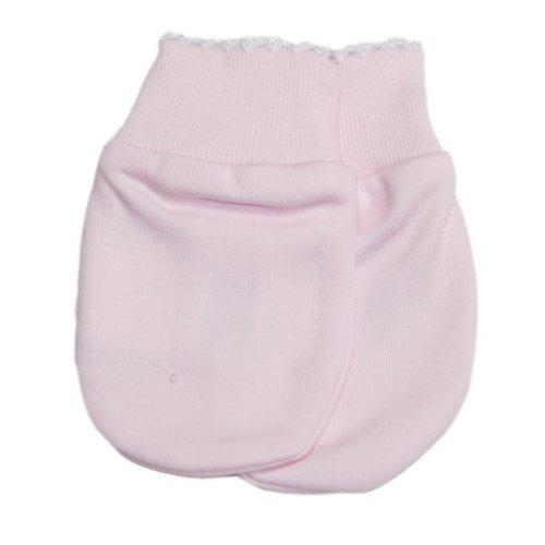 Basic Mittens (Kissy Kissy - Basic Mittens - Pink-One Size)