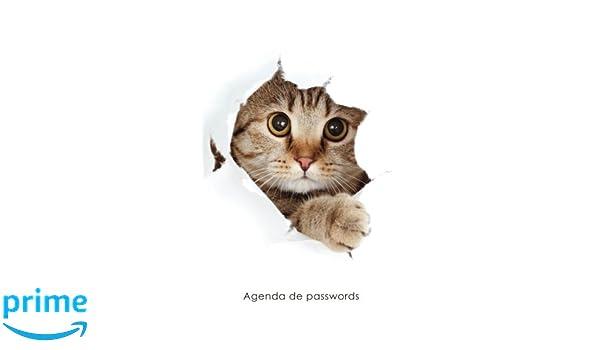 Agenda de passwords: Agenda para endereços electrónicos e ...