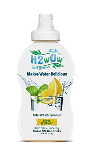 H2wOw Water Enhancer Drops Delicious