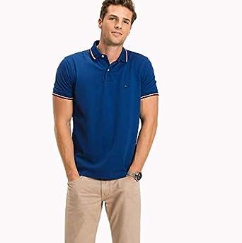 fc7d744a98 Camisa Polo Masculina Tommy Hilfiger  Amazon.com.br  Amazon Moda