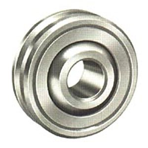Aurora Bearing Company COM-M10 - Spherical Plain Bearing - Spherical Plain Bearing, 10 mm Bore, 26 mm OD, 14 mm Width, Open