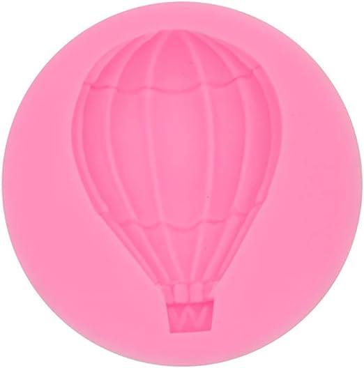 Hongma - Molde de silicona con forma de globo para fiesta de ...