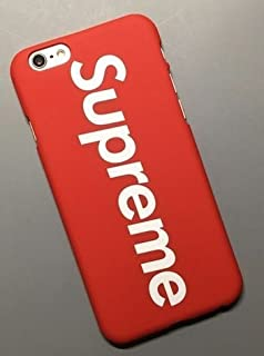 coque iphone 6 supreme noir