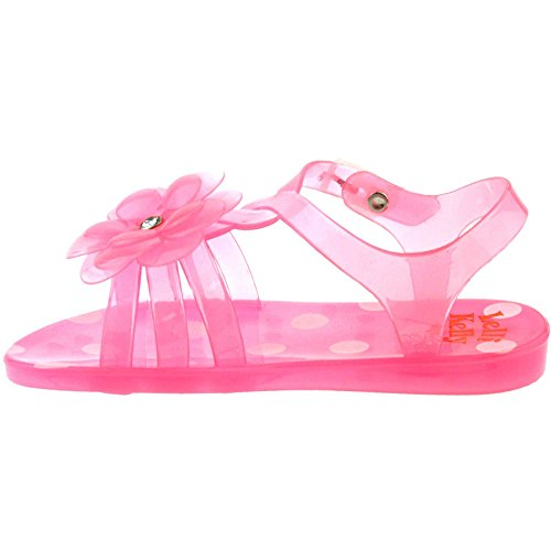 Lelli Kelly LK9942 (AD89) Strawberry Jenny Jelly Sandals-27 (UK 9)