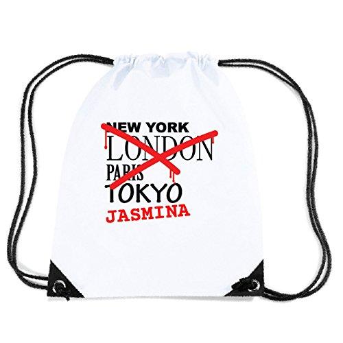 JOllify JASMINA Turnbeutel Tasche GYM5470 Design: Graffiti Streetart New York M1BA2EIAv