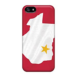 UIc378HjvO Jogers Awesome Case Cover Compatible With Iphone 5/5s - Dallas Cowboys