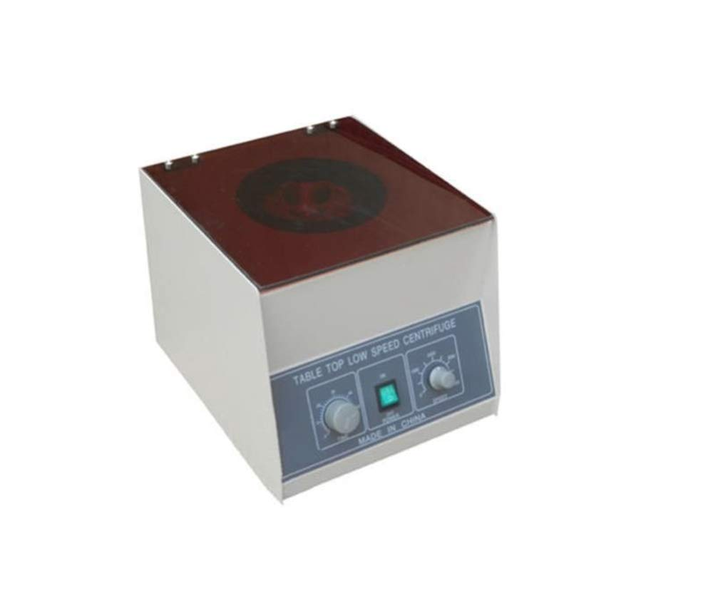 LD-3 Electric Centrifuge Lab Practice Timer 4000rpm centrifugal machine 6X50ml (110V)