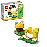 LEGO-Super-Mario-Gatto-Power-Up-Pack-Espansione-Costume-per-pareti-da-Arrampicata-Giocattolo-71372