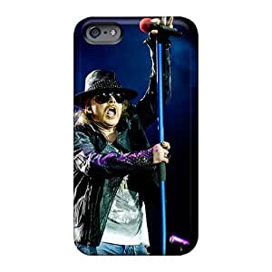Iphone 6 JDX6509sarC Support Personal Customs High-definition Guns N Roses Pattern Perfect Cell-phone Hard Covers -DannyLCHEUNG