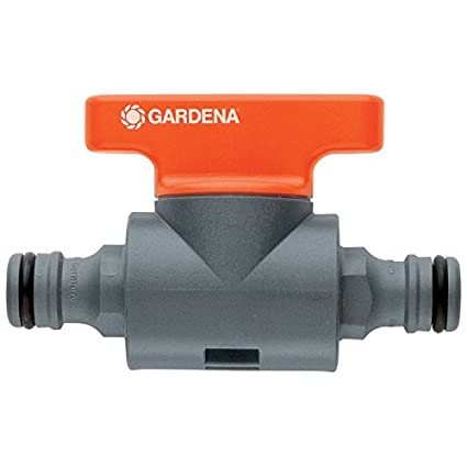 976-50 GARDENA Kupplung mit Regulierventil