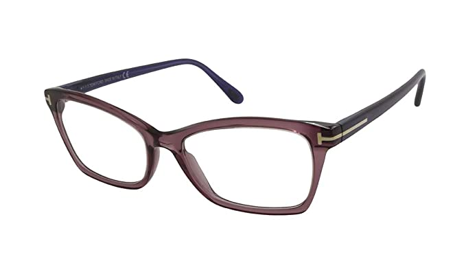 026840ae4c Image Unavailable. Image not available for. Color  Tom Ford Womens Unisex  5353 075 Optical Frames