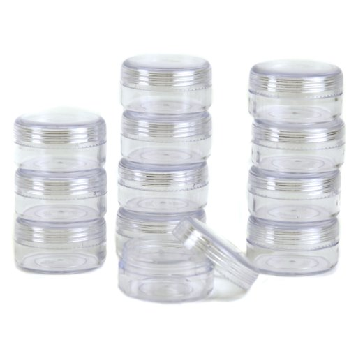 Compare Price Small Round Storage Containers On