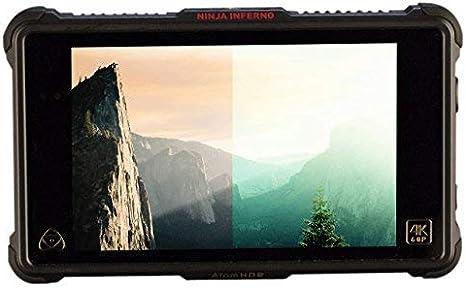 Atomos Ninja Inferno 7 In. 4K HDMI Recording ... - Amazon.com